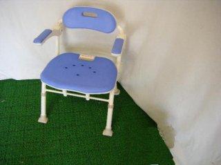 アロン化成 安寿 折畳みシャワーベンチ ISフィット  (NYAR142)