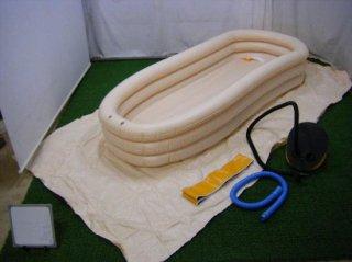 オカモト 簡易浴槽 ニュー湯っくん (OTOK101)