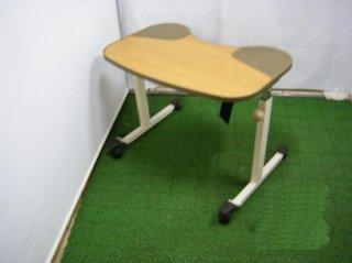 パラマウントベッド 介護テーブル KQ-550 ベルト有 (OTPA114B)