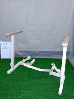 ◇【中古】《Bランク品》アロン化成 洋式トイレ用フレームSUS-45  (OT-5575)