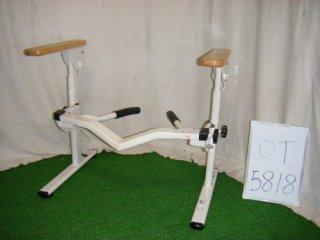 【中古】《Bランク》アロン化成 洋式トイレ用フレームS-はねあげR (OT-5818)