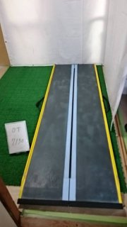 【Bランク 中古 スロープ】ダンロップホームプロダクツ ダンスロープライトR-255E (OT-7130)