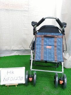 【Bランク品 中古 歩行器】幸和製作所 テイコブリトルF WAW03(HK-NF01270)