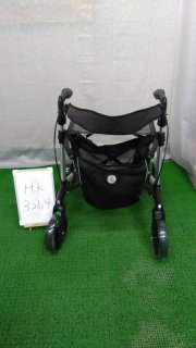 【Aランク品 中古 歩行器】パラマウントベッド ハンディウオークL(KZ-C21002) (HK-3264)