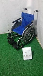 【Bランク 中古 車椅子】松永製作所 自走式車椅子 TT-01 介助ブレーキなし (WC-K910384)