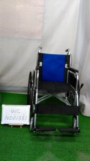 【Bランク 中古 車椅子】松永製作所 自走式車椅子 BAL-1 (WC-ND01881)