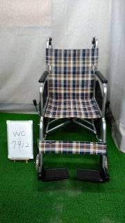 【Bランク 中古 車椅子】松永製作所 介助式車椅子 AR-301 (WC-7912)