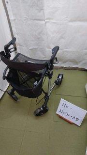 【Bランク品 中古 歩行器】パラマウントベッド ハンディウオークL(KZ-C21002) (HK-NC01134)