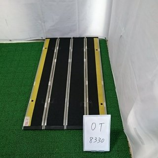 【Aランク 中古 スロープ】デクパック シニア1.35m グレー (OT-8330)