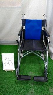 【Bランク 中古 車椅子】 ミキ 介助式 車椅子 BAL-2 (WC-7913)