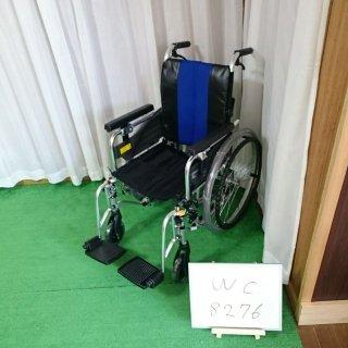 【Bランク 中古 車椅子】ミキ 自走式車椅子 MM-Fit Hi22 (WC-8276)