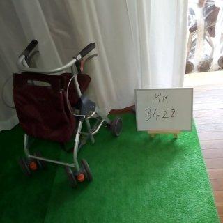 【Bランク品 中古 歩行器】幸和製作所 テイコブリトルスリム  WAW04(HK-3428)