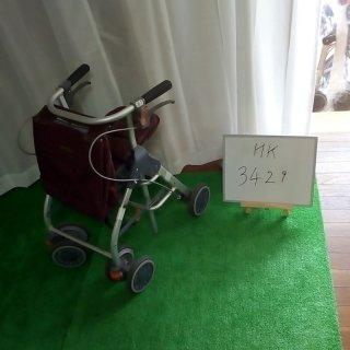 【Bランク品 中古 歩行器】幸和製作所 テイコブリトルスリム  WAW04(HK-3429)