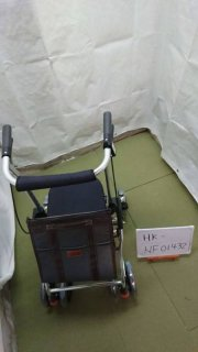 【Bランク品 中古 歩行器】幸和製作所 テイコブリトルR HS05R (HK-NF01432)
