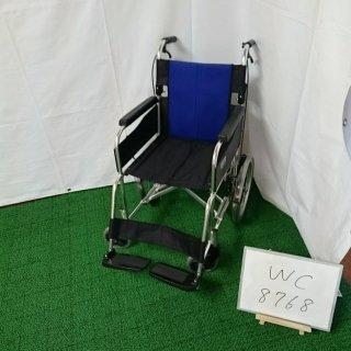 【Bランク 中古 車椅子】 ミキ 介助式 車椅子 BAL-2 (WC-8768)