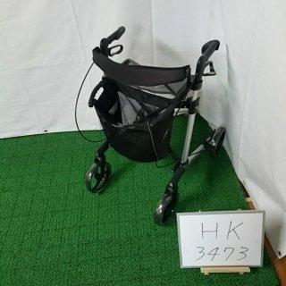 【Aランク品 中古 歩行器】パラマウントベッド ハンディウオークL(KZ-C21002) (HK-3473)