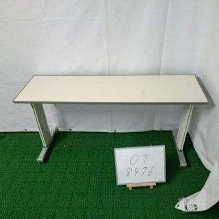 【Bランク 中古 テーブル】パラマウントベッド オーバーベッドテーブル KF-832LA (OT-8476)