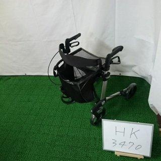 【Aランク品 中古 歩行器】パラマウントベッド ハンディウオークM(KZ-C21003) (HK-3470)