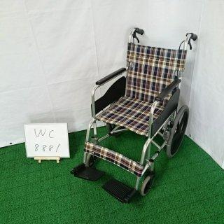 【Bランク 中古 車椅子】松永製作所 介助式車椅子 AR-301 (WC-8881)