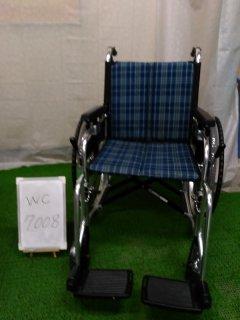 【Bランク 中古 車椅子】ミキ 自走式車椅子 MYU226JDSW (WC-7008)