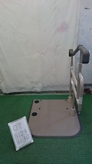【Aランク 中古 手すり】パナソニックエイジフリー 室内用自在手すり ツインディ XPN-L80204(OT-8129)