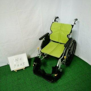 【Aランク品 中古 車椅子】松永製作所 自走式車椅子 ネクストコア NEXT-11B (WC-9035)