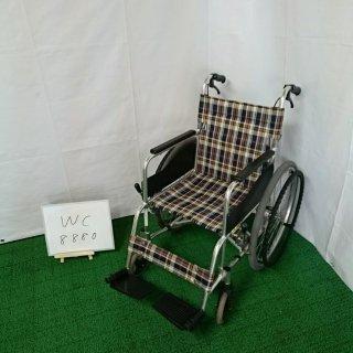 【Aランク 中古 車椅子】松永製作所 自走式車椅子 AR-201B (WC-8880)