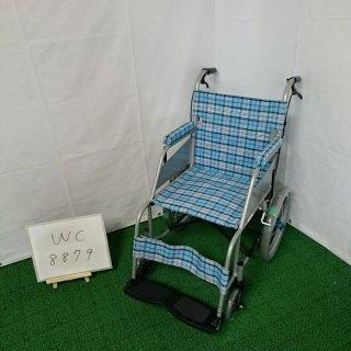 【Aランク 中古 車椅子】 片山車椅子製作所 KARL KW-903B (WC-8879)