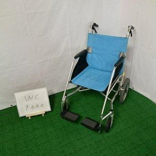 【Bランク品 中古 車椅子】松永製作所 介助式車椅子 USL-2B (WC-9022)