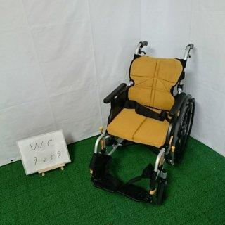 【Aランク品 中古 車椅子】松永製作所 自走式車椅子 ネクストコア NEXT-51B(WC-9039)