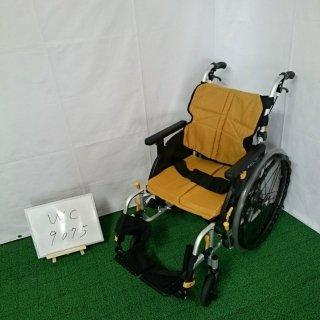 【Aランク品 中古 車椅子】松永製作所 自走式車椅子 ネクストコア NEXT-51B(WC-9075)