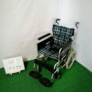【Aランク 中古 車椅子】カワムラサイクル 自走式車椅子 BM16-42SB-M(WC-9094)