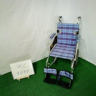 【Aランク 中古 車椅子】ミキ 介助式車椅子 SKT-1 (WC-9098)