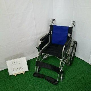【Aランク 中古 車椅子】松永製作所 自走式車椅子 BAL-1 (WC-9151)