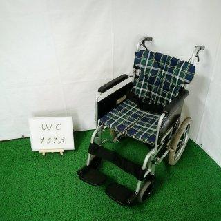 【Aランク 中古 車椅子】カワムラサイクル 自走式車椅子 BM16-42SB-M(WC-9093)