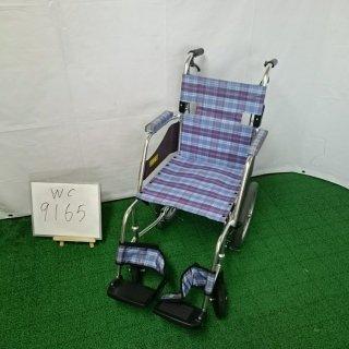 【Aランク 中古 車椅子】ミキ 介助式車椅子 SKT-1 (WC-9165)