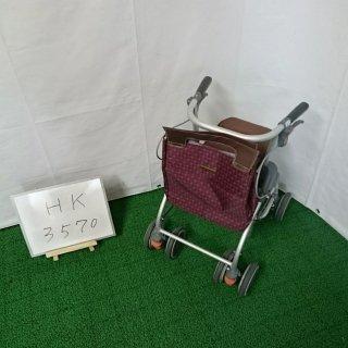 【Bランク品 中古 歩行器】幸和製作所 テイコブリトルスリム  WAW04(HK-3570)