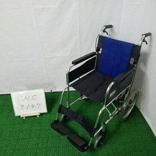 【Aランク 中古 車椅子】 ミキ 介助式 車椅子 BAL-2 (WC-9147)