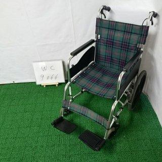 【Aランク 中古 車椅子】松永製作所 介助式車椅子 AR-300 (WC-9066)