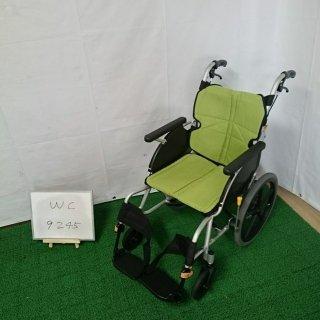 【Aランク品 中古 車椅子】松永製作所 介助式車椅子 ネクストコア NEXT-21B(WC-9245)