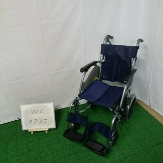 【Bランク 中古 車椅子】 ミキ 介助式 車椅子 カルティマ CRT-8(42幅) (WC-9235)