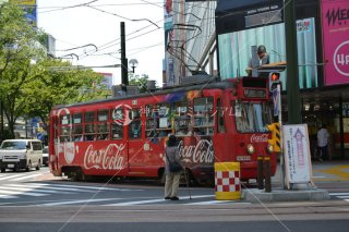 札幌市電 南1西4 平成28年