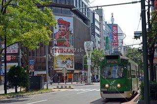 すすきの駅 札幌市電 平成28年