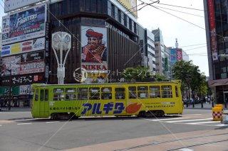 すすきの 札幌市電 平成28年