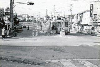 谷地頭駅 函館市電 昭和54 1979