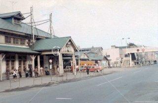 室蘭駅 昭和45.7 1970