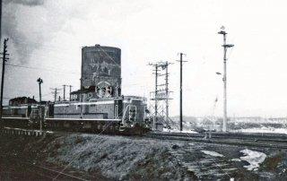 室蘭本線 昭和54 1979.3
