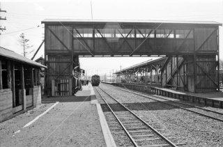 幌延駅 上り旭川行き 324レ 1972年5月
