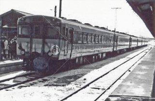 名寄駅 宗谷本線 昭和54年1979