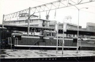 仙台駅 DD13 ディーゼル機関車 昭和52 1977